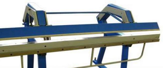 Klampiarsky ohýbací stroj ZZ Modular