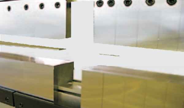 Segmentové ohýbačky ZKO a U-ZKO